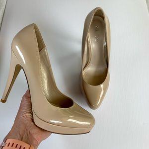 Aldo Blush Neutral High Heels Size 39 / Size 8